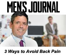 Dr. Goldstein in Mens Journal